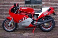 Ducati Laguna Seca 750cc