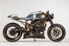 Ducati Monster 1000 Cafe Racer MB1 by Motobene #caferacer #motorcycles #motos |