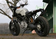 DUCATI MONSTER 1000 SCRAMBLER by JvB