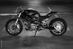 Ducati Monster 1100 Wayne Ransom -