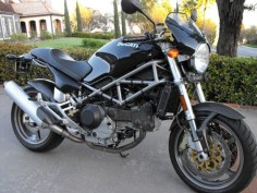 Ducati Monster 916 MS4