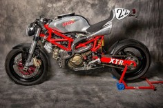 "Ducati Monster ""Extrema"" by XTR PEPO"