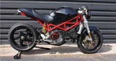 ducati monster s4rs custom | Customer Ducati Monster with BoomTubes | MotoCreations