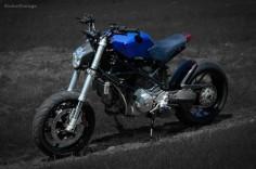 "Ducati Multistrada 1000DS. ""Ducati Ethanol"""
