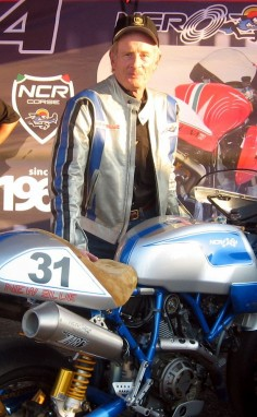 Ducati - NCR - New Blue - Cook Neilson