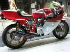 Ducati NCR replica