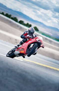 Ducati Panigale Wheely