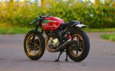 Ducati Pantah Bratstyle