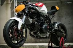"Ducati RAD02 ""MalaBestia"" by Radical Ducati"