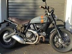 Ducati Scrambler Classic custom