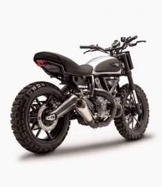 Ducati Scrambler Dirt Tracker from Thailand (via RocketGarage)