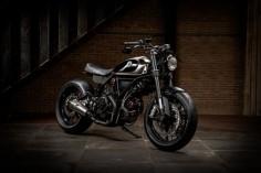 Ducati Scrambler: le 5 finaliste del Custom Rumble - News -