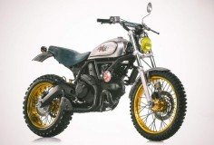 Ducati Scrambler :: Officine Mermaid
