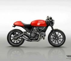 Ducati scrambler sports classic