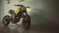 Ducati Scrambler Street Tracker - The Garage KL - Beautiful Machines #motorcycles #streettracker #motos |