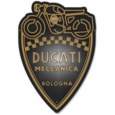 Ducati Shield Sign $