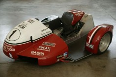 Ducati Sidecar Racer