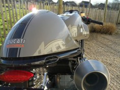 Ducati Sport 1000 custom revival ~ Return of the Cafe Racers