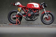 "DUCATI SPORT CLASSIC 1000 ""CAFE VELOCE"" by Radical Ducati"