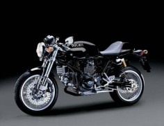 Ducati Sport Classic 1000 – The Motorcycle in Tron.