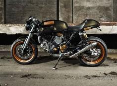 Ducati Sport Classic La Rage