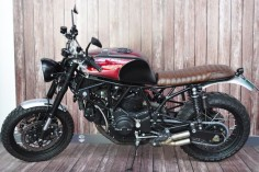 Ducati SS 900 Street Tracker by Cafe Racer Napoli #motorcycles #streettracker #motos |