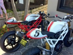 Ducati ST2 Cafe Racer | Ducati Cafe Racer | Ducati cafe racer project | Ducati cafe racer build | Ducati Cafe Racer for sale