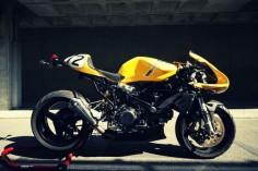 Ducati ST2 Custom by Radical Ducati.