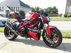 Ducati Streetfighter 848 For Sale