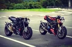 Ducati Streetfighters
