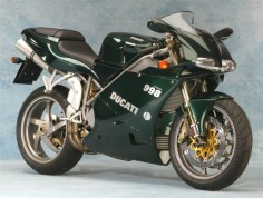 "Ducati Superbike 998 ""Matrix"" (2004) -"