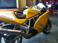 Ducati Superlight 1993