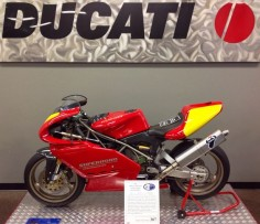 Ducati Supermono! The Holy of all Holy Grails