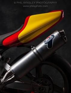 Ducati Supermono.