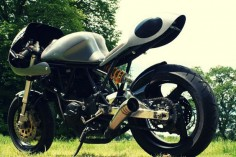 Ducati Supersport Cafe Racer by Made In Metal #motorcycles #caferacer #motos |