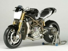 Ducati Testa Stretta NCR Macchia Nera Concept – $225,000 -- It was designed by Aldo Drudi and was manufactured by NCR. It officially appeared for the first time in 2003 and features titanium parts, 180 hp and weighs 135 Kg which increases its speed.