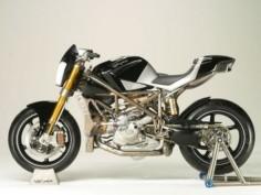 Ducati Testa Stretta NCR Macchia Nera Concept – $225,000