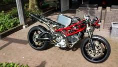 Ducati troll supertwin