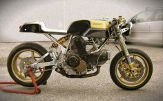 Ducati V2 Cafe Racer - G Garage - Inazuma Cafe Racer