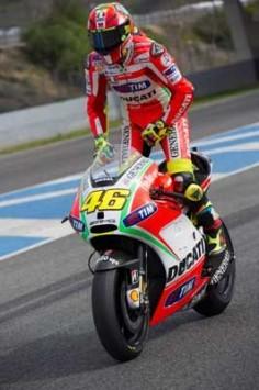 Ducati- Valentino Rossi