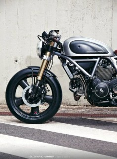 • DUCATI x HH x Hero&Co • via Holographic HammerMore bikes here.