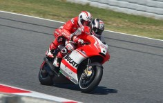 DUCATI X2 TWO-SEATER / RANDY MAMOLA / USA