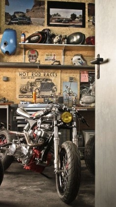 ED. TURNER Motorcycles, France