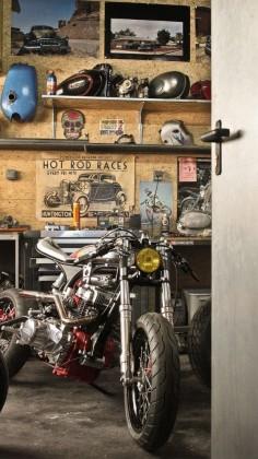 ED. TURNER Motorcycles, France