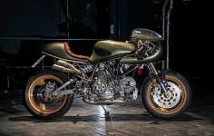 El Chupacabra - Ducati Cafe Racer
