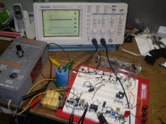 Electroschematics website with all kinds of electronics projects