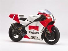 En 1993, le moteur de la Yamaha OWF2 est plus puissant (170 ch) et son nouveau cadre en aluminium, plus large, gagne en rigidité. Wayne Rainey remporte la seconde épreuve en Malaisie, puis au Japon, à Barcelone et en République Tchèque mais c'est Kevin Schwantz (Suzuki) qui arrache le titre devant Rainey qui pilotera en cours de saison une ROC Yamaha (OWC1). Luca Cadalora héritera la saison suivante de la OWF9 avec succès (GP des USA et Barcelone) mais c'est Michael Doohan (Honda) qui ...