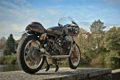 Enduring Style: A classic Le Mans 1000 from Ton-Up - Bike EXIF