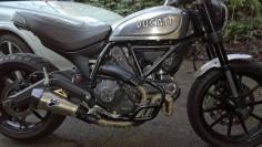 ER's Scrambler | Ducati Scrambler Forum