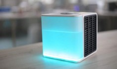 Evapolar first personal air conditioner, cools, humidifies and cleans the air creating your local perfect 's eco-friendly and energy-efficient climate technology, creates your personal microclimate exactly when and where you need it.